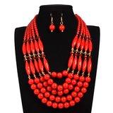 Nigerian Pearls Set