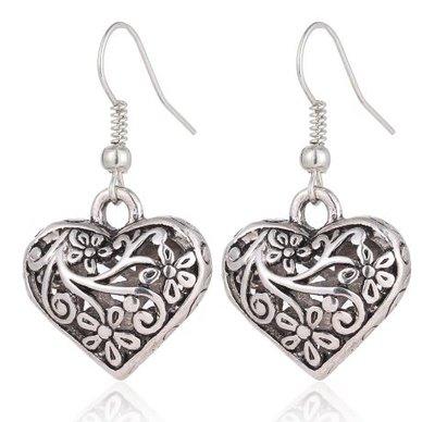 Silver Loving Earrings
