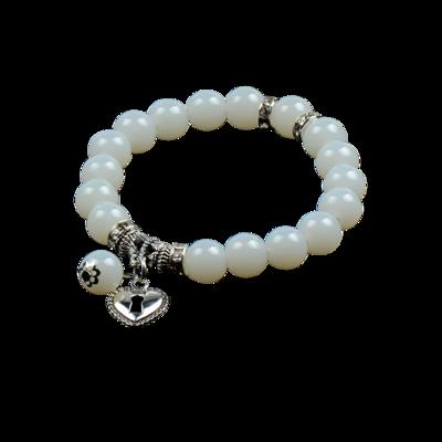 Lovely Bracelet White