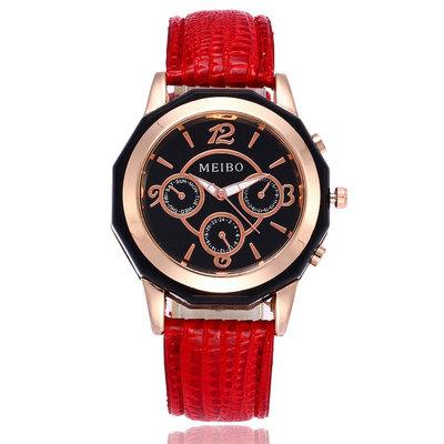 Fancy Red Watch