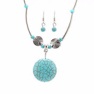 Turquoise Dream Set