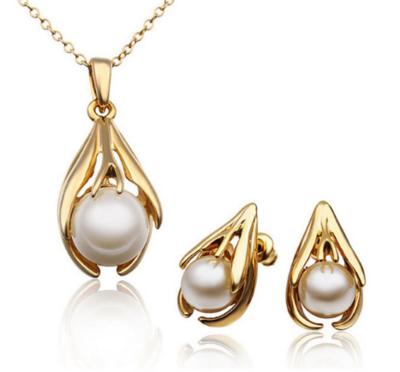 Golden Pearl Set