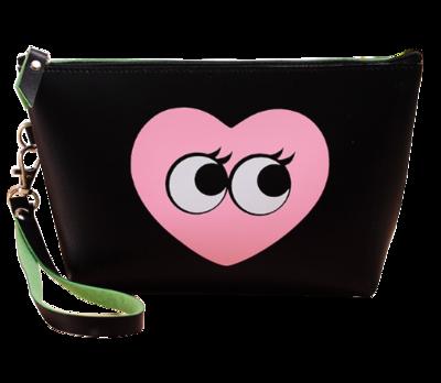 Cute Eye's Cosmetic Bag