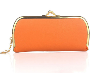 The Orange Wallet