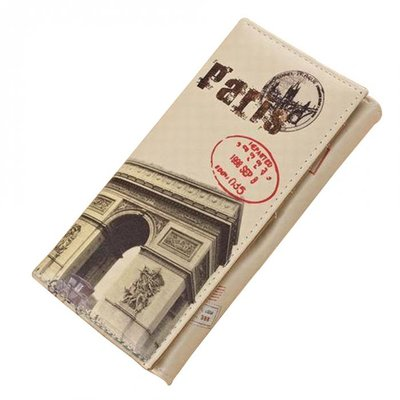 Paris Triomphe Wallet