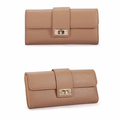 Lady Wallet Kaki Multifunctional