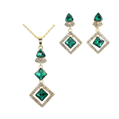 Green Wedding Jades