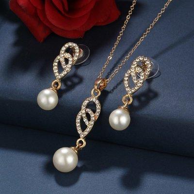 Luxury Pearl Set
