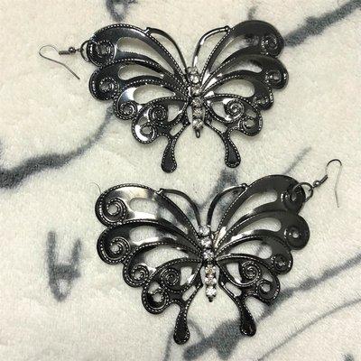 Metal Butterfly's