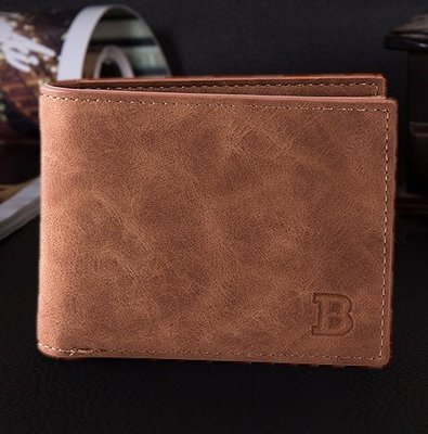 Easy Wallet Brown