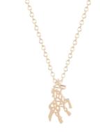 Necklace Giraffe Gold